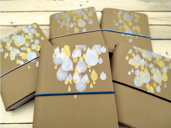 Kreativní ART deník - Gabriela Sedláčková, voda