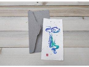 Rostoucí přání SUIKO - vzor vodopád