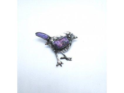 Brož - vrabčák