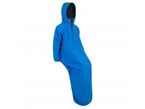 Raincape junior blue 1