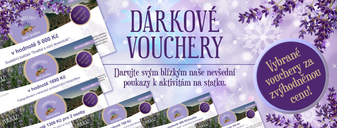 Darkove vouchery