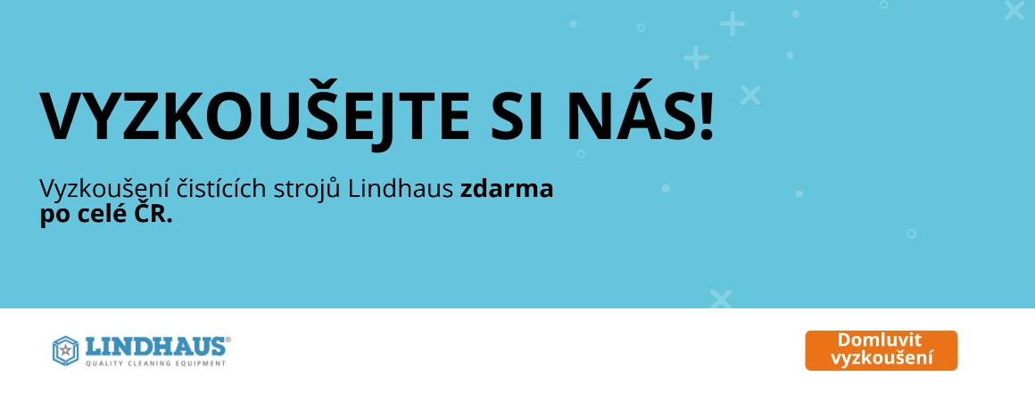 Bezplatné vyzkoušení po celé ČR
