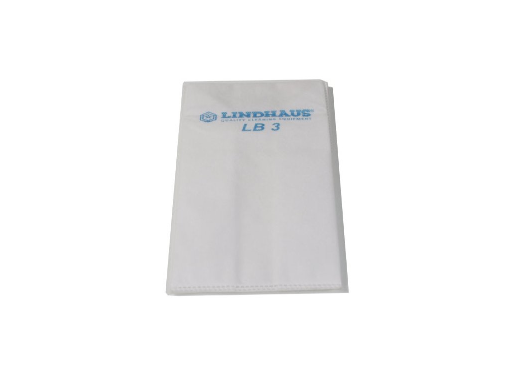 LINDHAUS LB3 L ion Digital Pro LB3 Microfiber dust bag package 10 bags 1 Hepa Filter H11