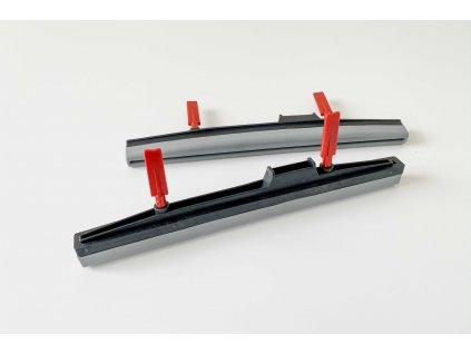 Stěrky na čištění koberců pro LW30