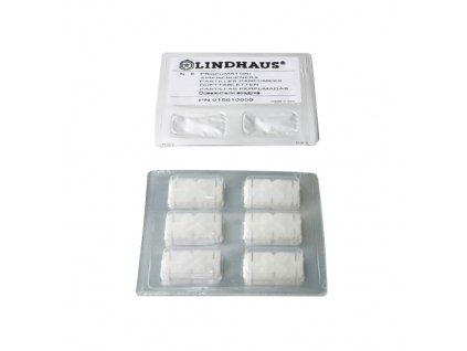 LINDHAUS HF6 pro eco Force CONFEZIONE 6 PIASTRINE PROFUMATRICI