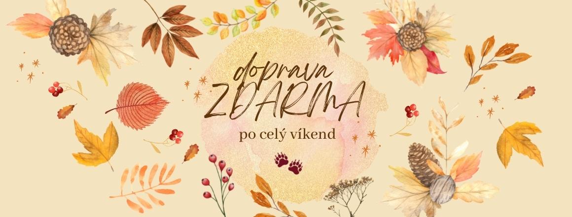víkend 15.-17. 10. 2021 doprava u Medvědů zdarma