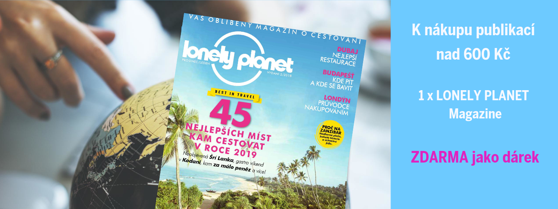 LP Magazine ZDARMA jako dárek