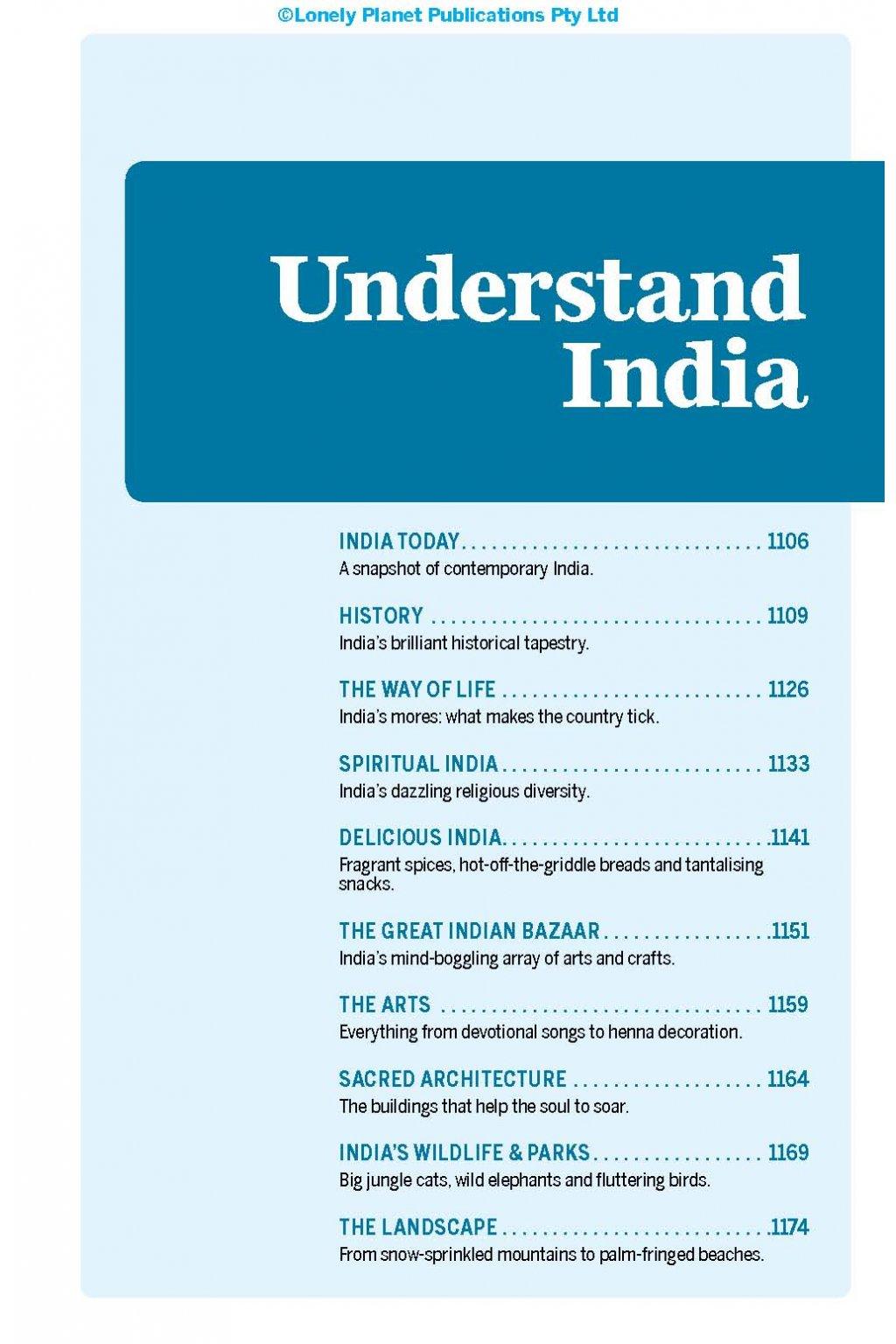 India - Lonely Planet Česká republika