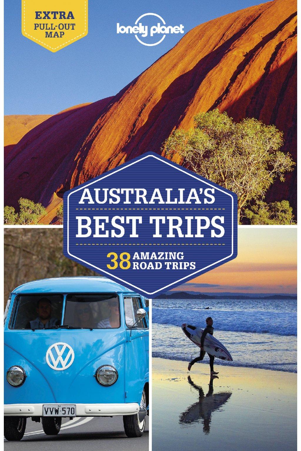 55537 Australia Best Trips 9781786574947