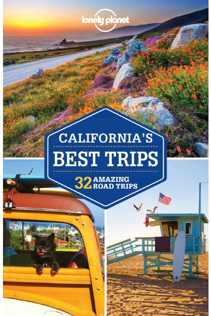 55280 California's Best Trips 3 tr 9781786572264