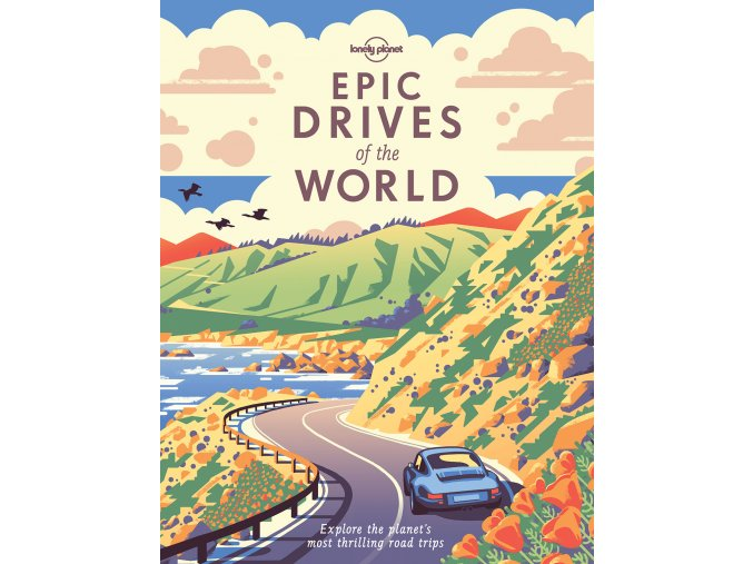 55365 Epic Drives of the World 1 [HB] 9781786578648