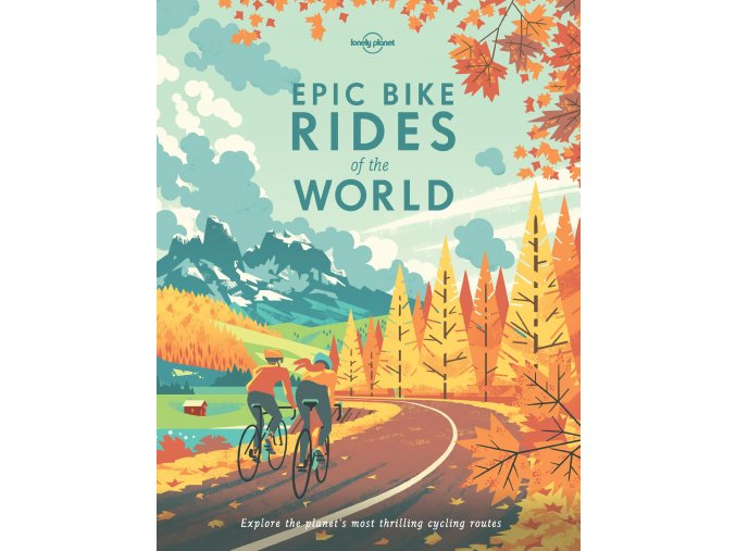 55274 Epic Bike Rides of The World 1 9781760340834