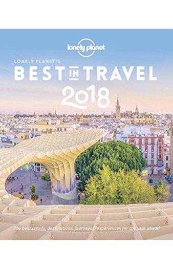 55361 Lonely Planet's Best in Travel 2018 [AUUK] 13 gr 9781786579690 správná obálka