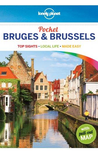 Bruges & Brussels- Pocket