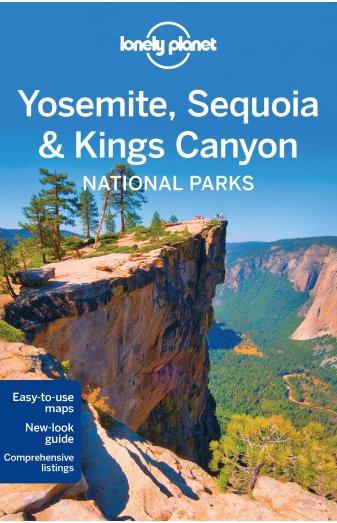 55165 Yosemite sequoia & kings canyon national parks 4 np 9781742207445