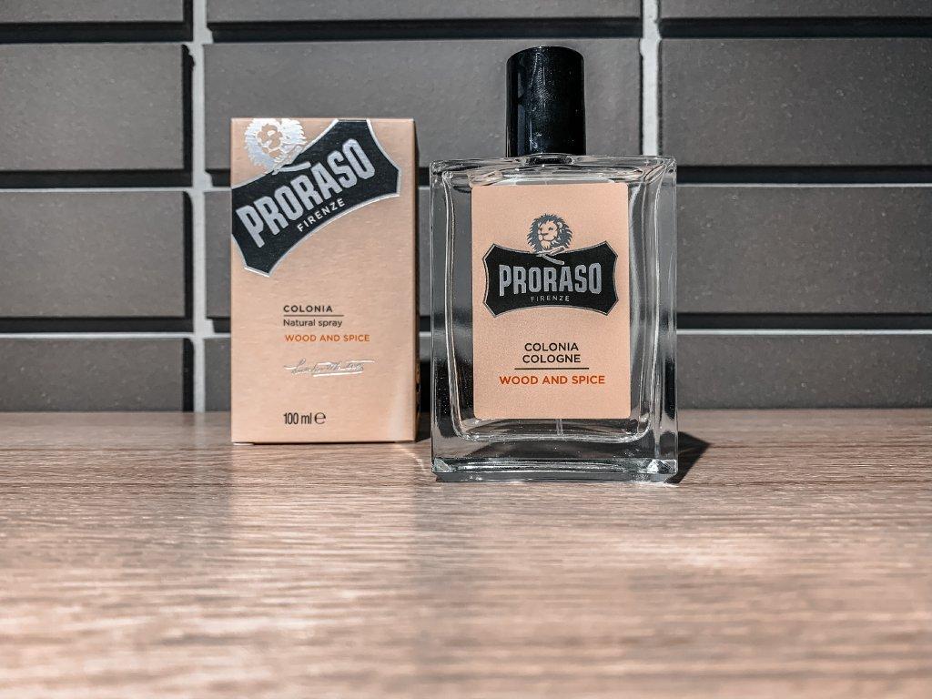 Kolínská Proraso wood