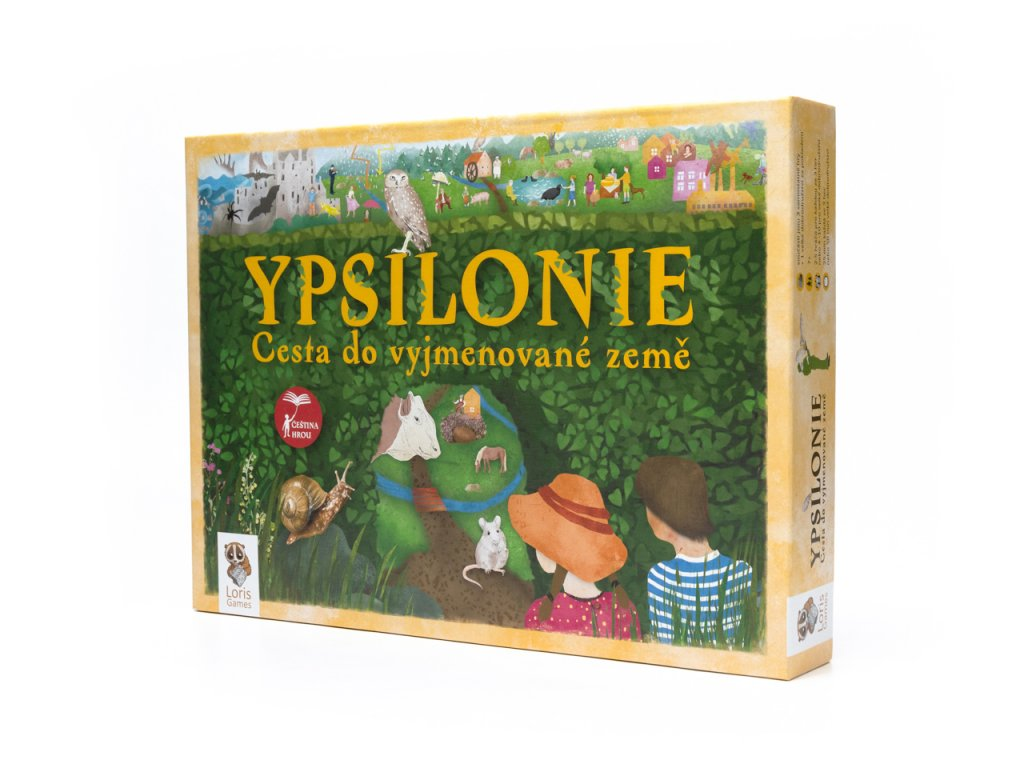 Ypsilonie 5