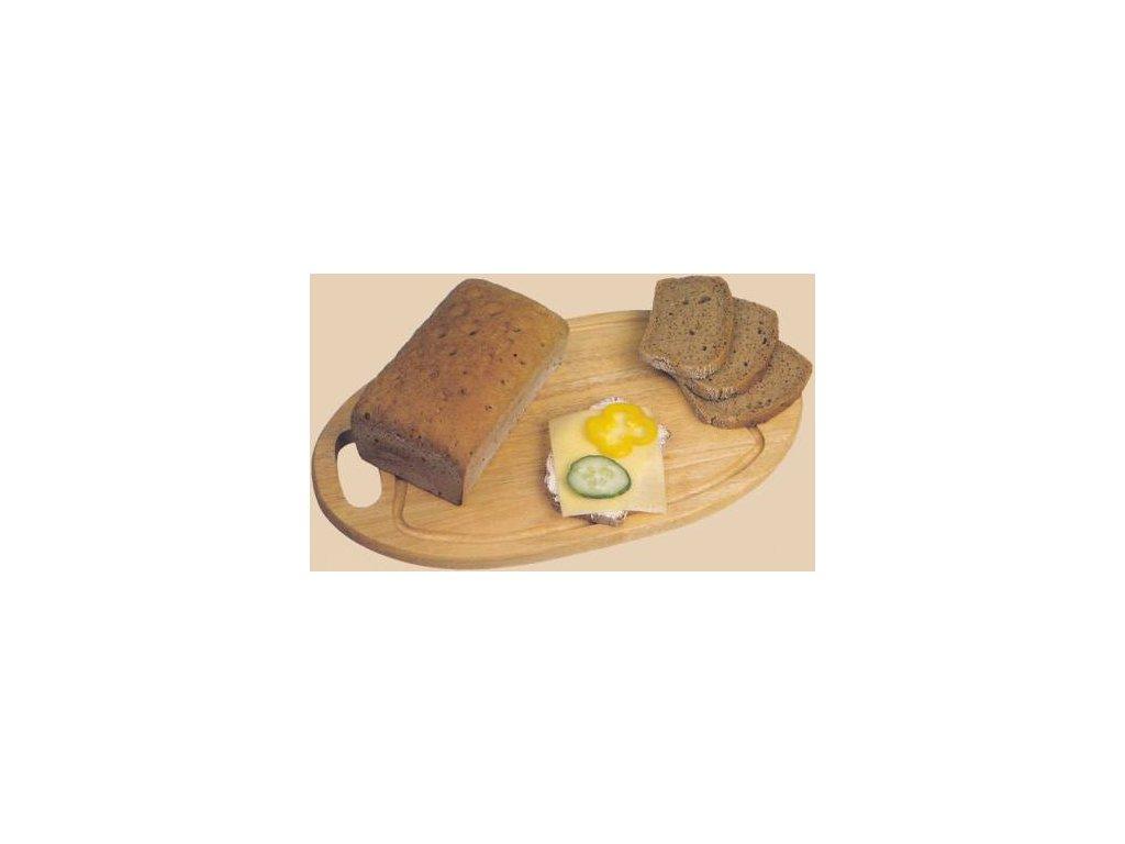 Chléb tmavý celý 500g