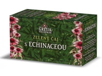 Zelený čaj s echinaceou 70g
