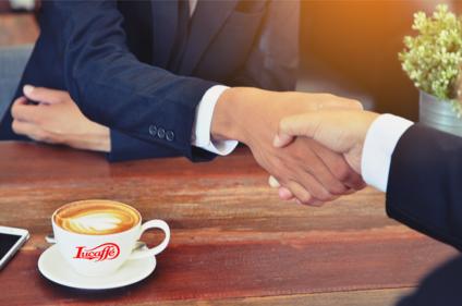 Spolupráca s Lucaffé - Nájom kávovarov