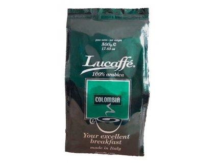 Lucaffé Colombia 500g Zrnková káva