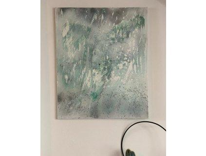BOUŘE 60x50, cena 1490Kč