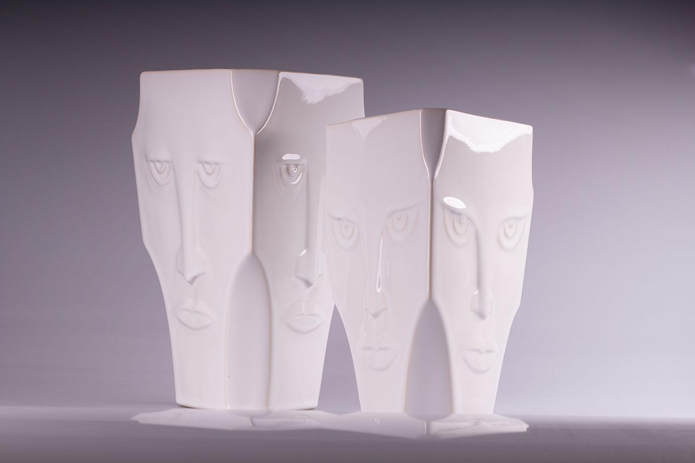Vázy Mr. & Mrs. TZX