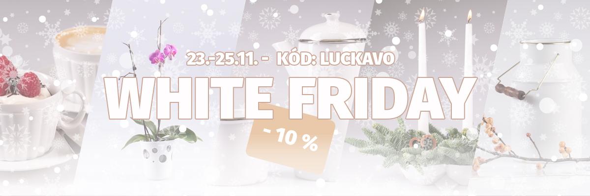 White friday 10%