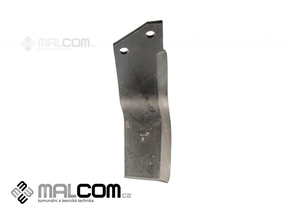 nůž MZ6SXL levý 12002200