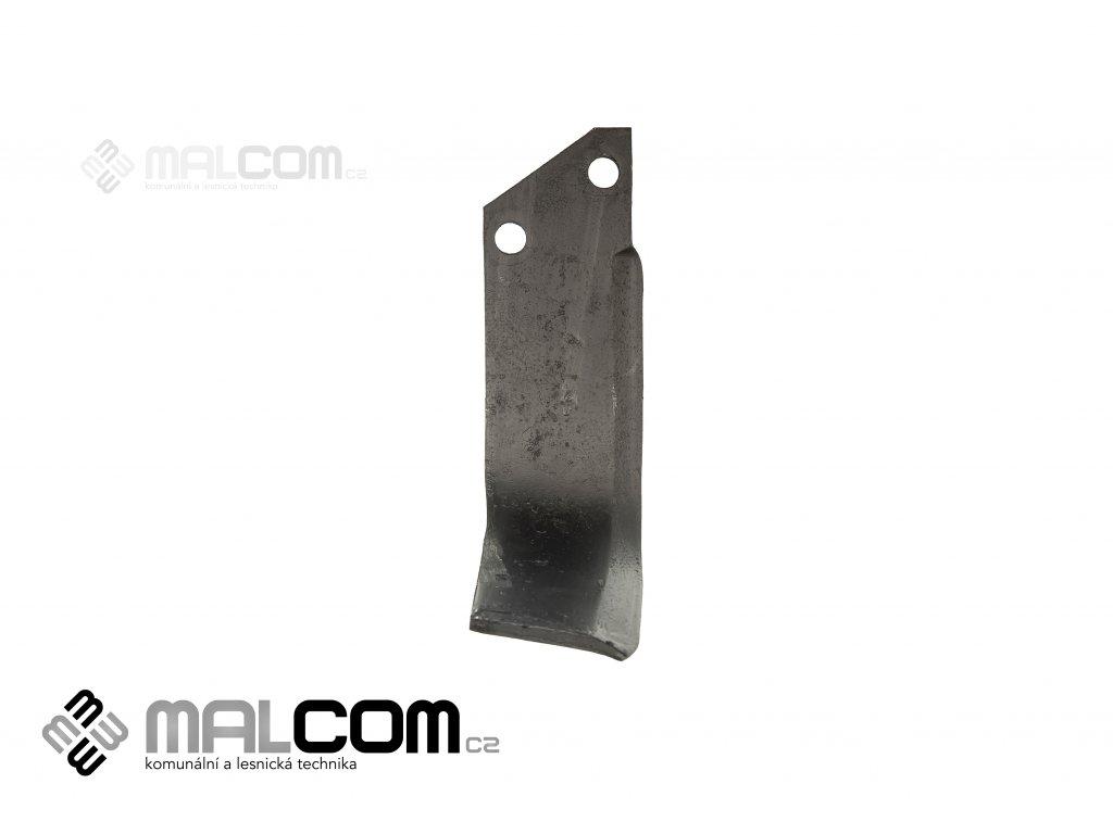 nůž MZ4SXL levý 12000401