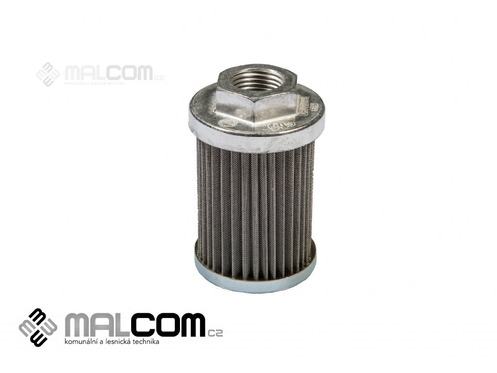 Hydraulický filtr, nádrž, TC 15, Tirex 00110090