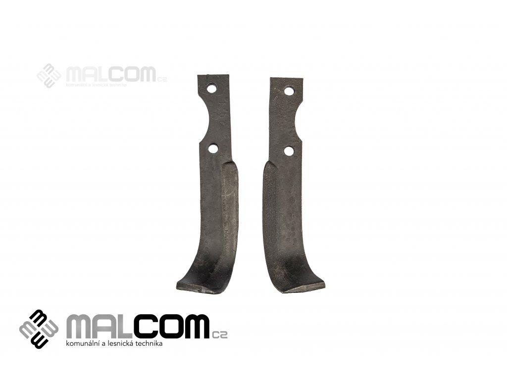 Sada nožů rotavátor 58166700 1
