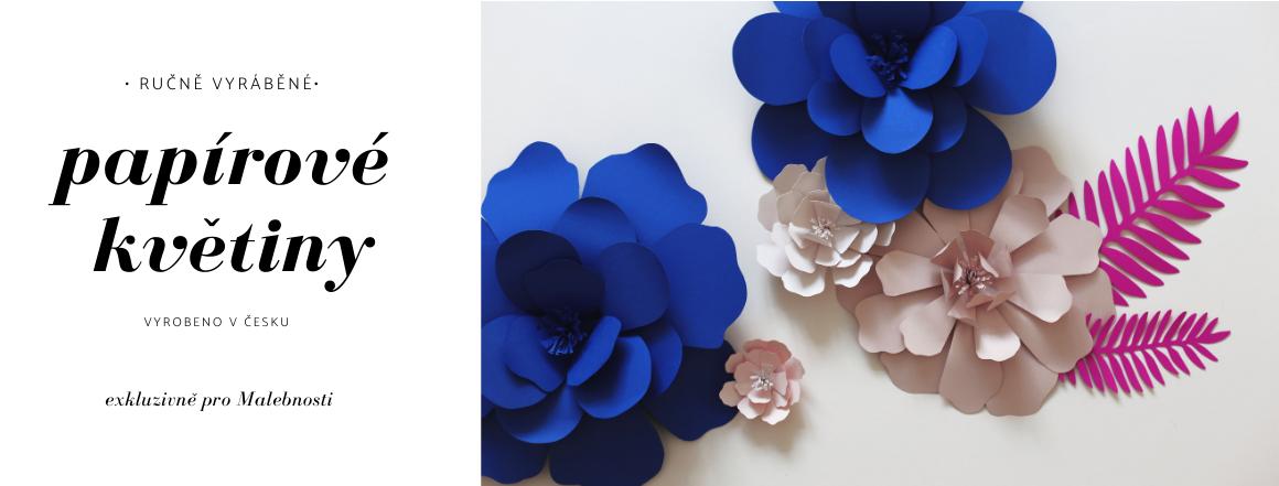 Malebné květiny pro spoustu příležitostí.