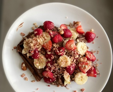 Brownies wafle