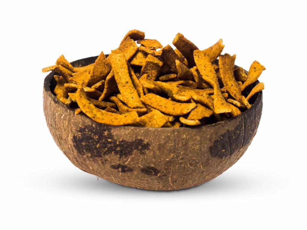 chipsy-hrach-cesnek