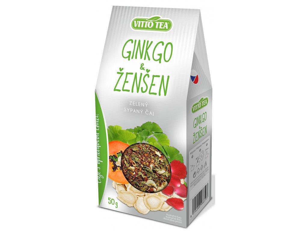 gingko-zensen-sypany-caj