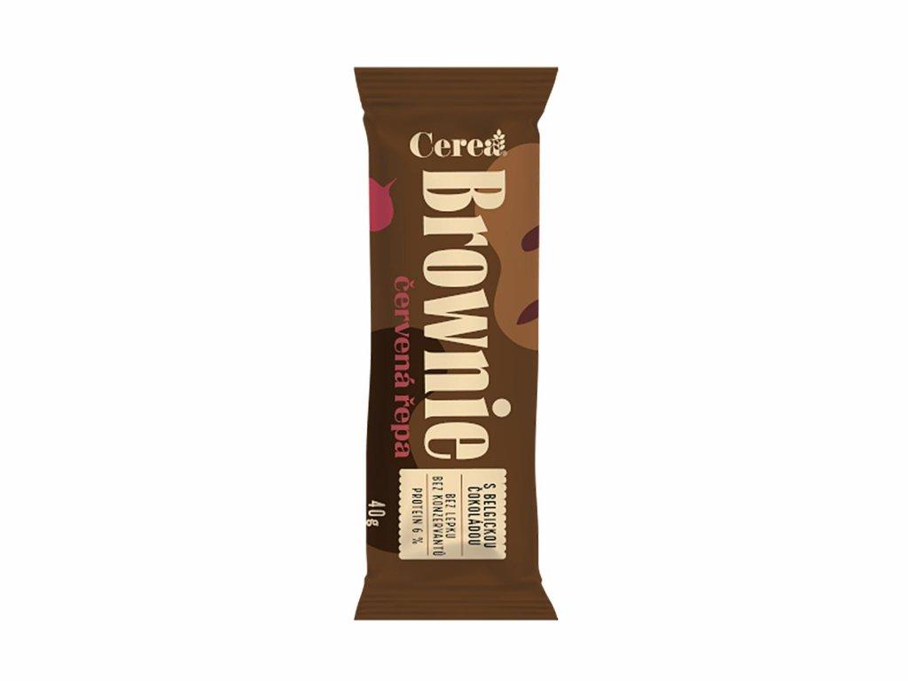 brownie-tycinka-cervena-repa-cokolada