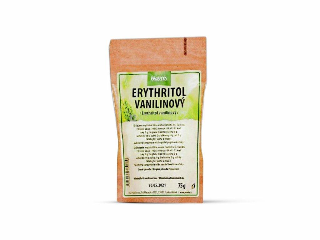 erytritol-vanilinovy