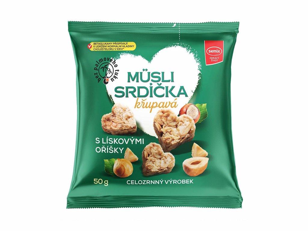 musli-srdiecka-lieskove-oriesky
