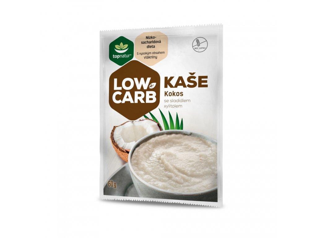 low-carb-kasa-kokosova