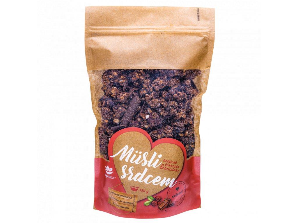 musli-belgicka-cokolada-brusinky