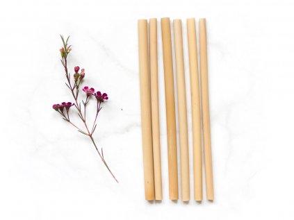 Bambusová brčka 1600x1200