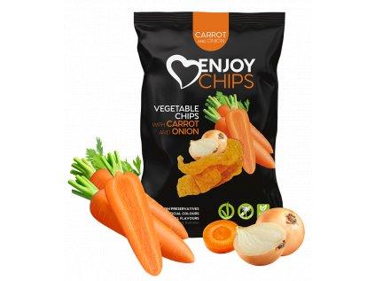 vizualizace sacek+vegetables carrot E
