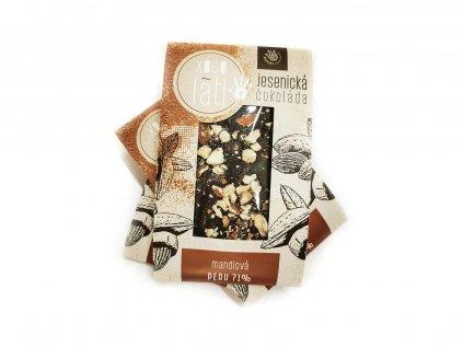 jesenicka cokolada mandlová peru 71% 1600x1200
