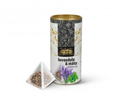 vitto tea levandule máta bylinný čaj