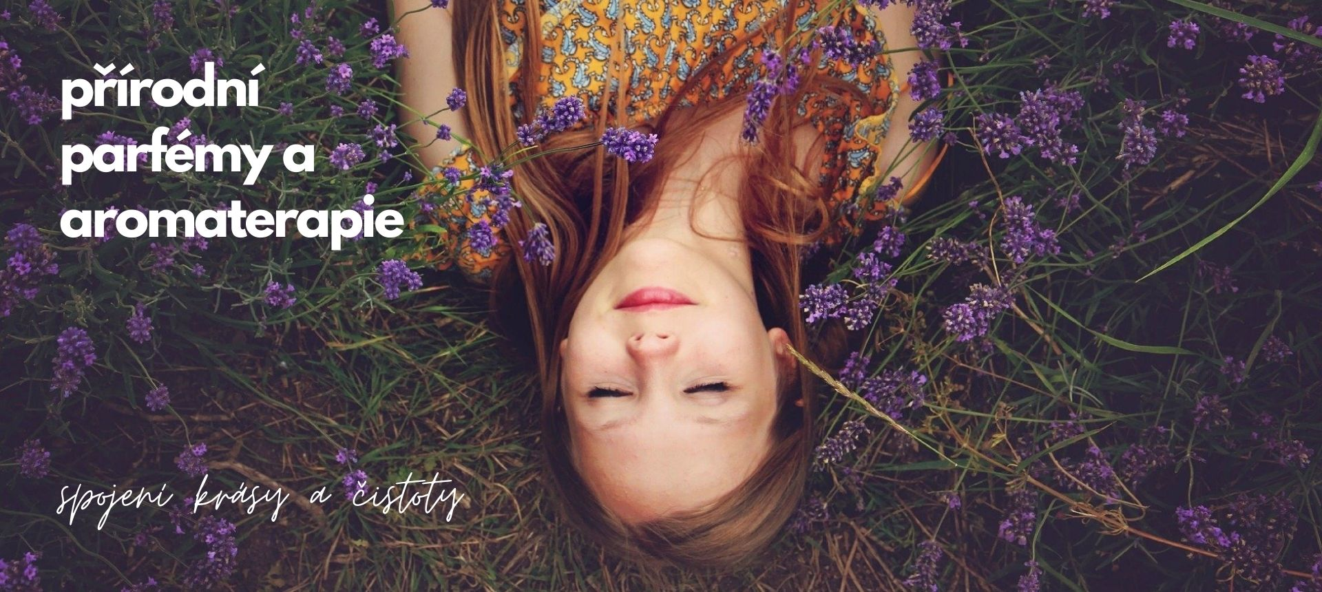 přírodní parfémy a aromaterapie