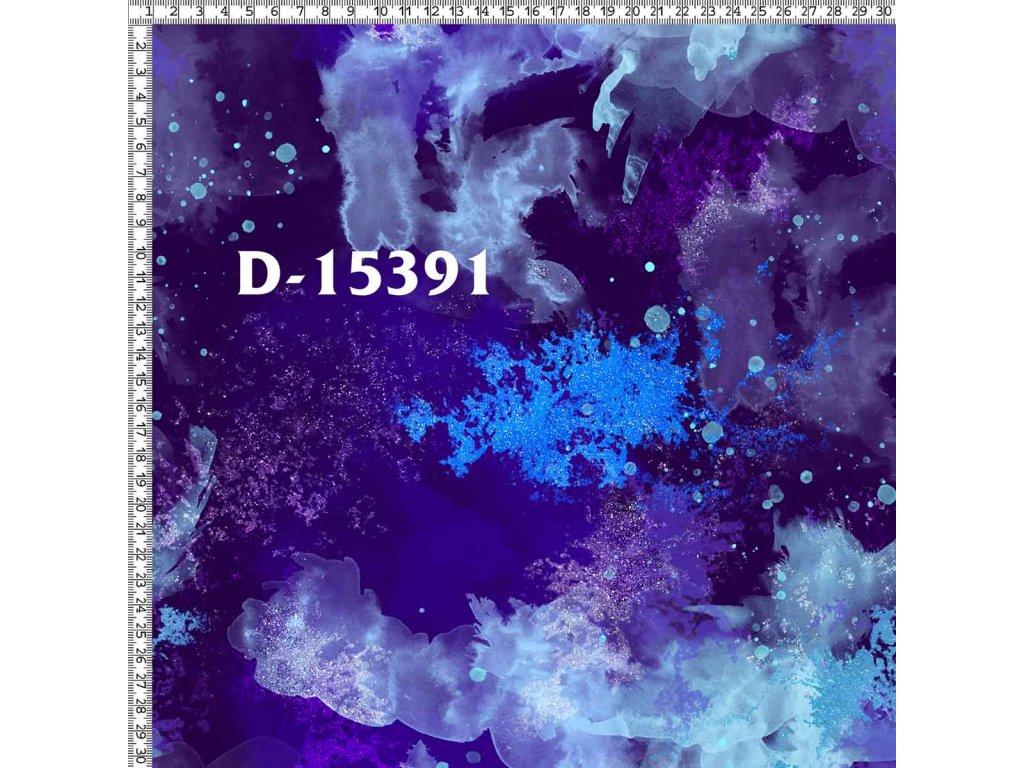Y110 fialová mlhovina