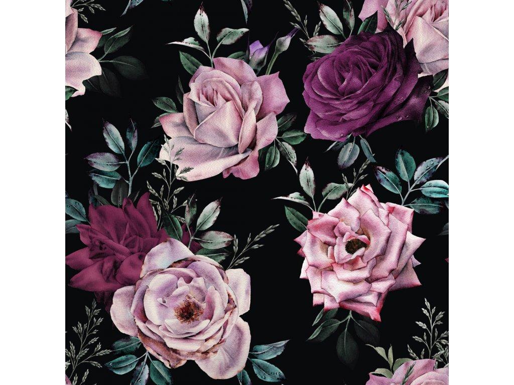 Y118 barevné růže