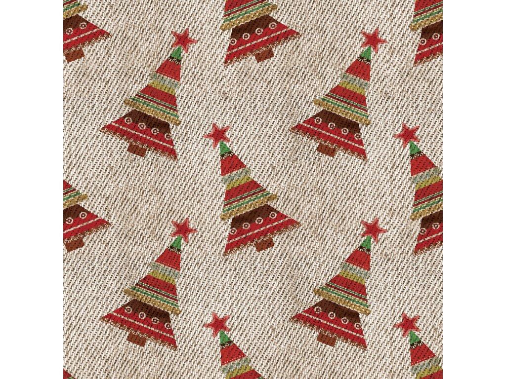Y609 vánoční stromeček