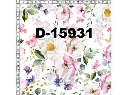 Y201 šípkové květy
